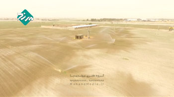 نمونه تصویربرداری هوایی