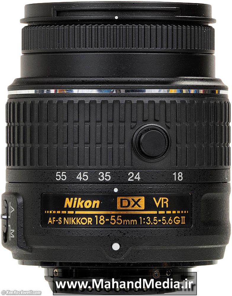 مشخصات لنز دوربین عکاسی